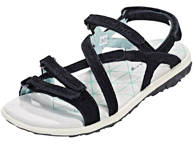 Viking Footwear Svala Lapset sandaalit , musta